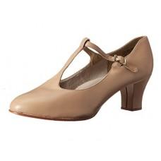 Туфли 41 р capezio для танцев кожа